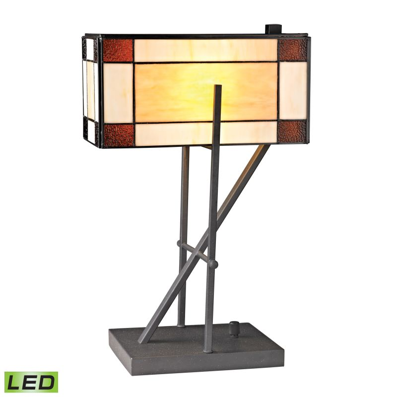 Dimond Lighting D2540-LED 1 Light LED Accent Table Lamp from the Sale $226.00 ITEM: bci2369977 ID#:D2540-LED UPC: 748119063836 :