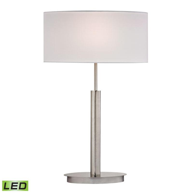 Dimond Lighting D2549-LED 1 Light LED Table Lamp from the Port