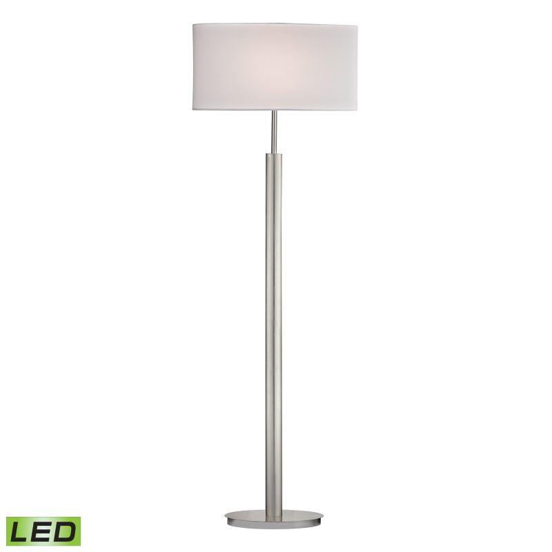 Dimond Lighting D2550-LED 1 Light LED Floor Lamp from the Port