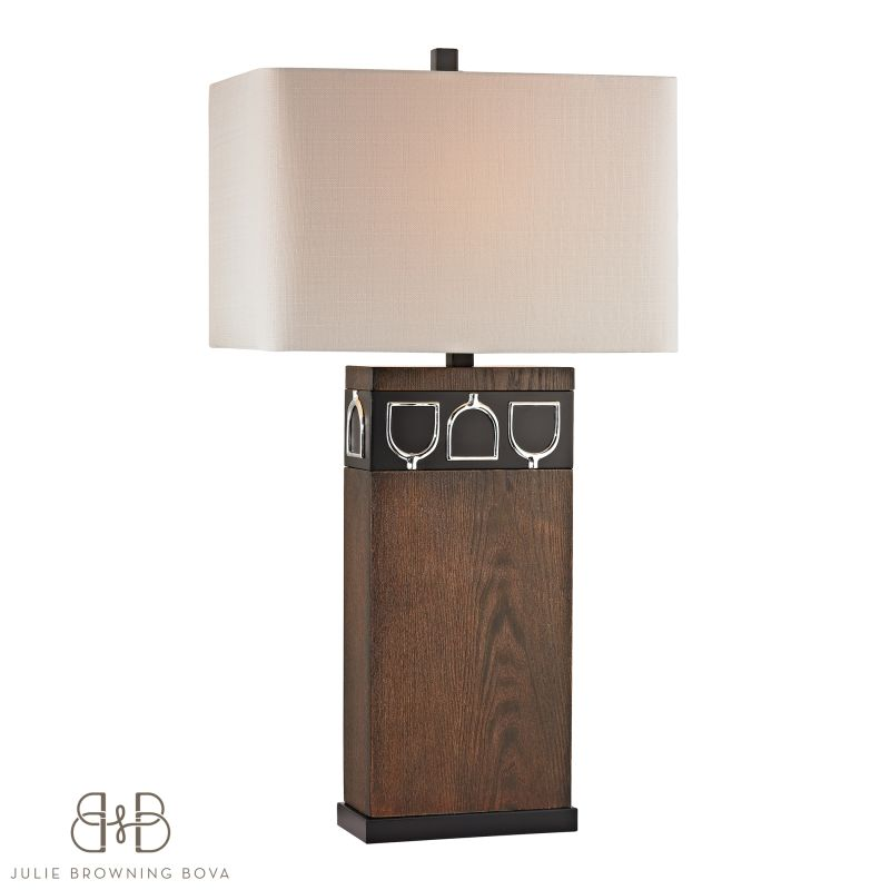 Dimond Lighting D2554 1 Light Table Lamp from the Triple Tack Hunt