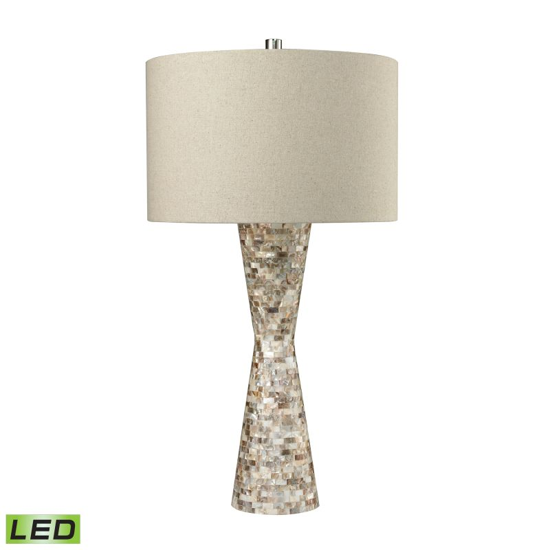 Dimond Lighting D2607-LED 1 Light LED Table Lamp from the Mother of Sale $338.00 ITEM: bci2611174 ID#:D2607-LED UPC: 748119080376 :