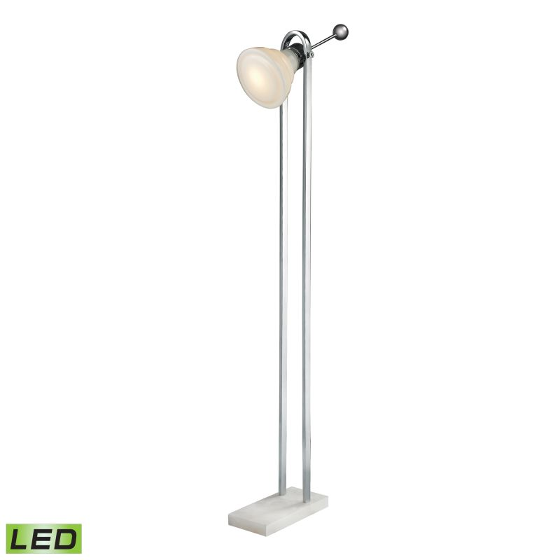 Dimond Lighting D2615-LED 1 Light LED Boom Arm Floor Lamp from the