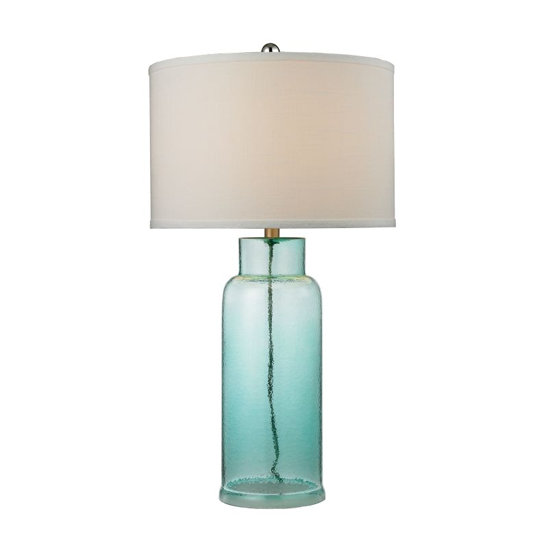"Dimond Lighting D2622 1 Light 30"" Height Table Lamp from the Glass"