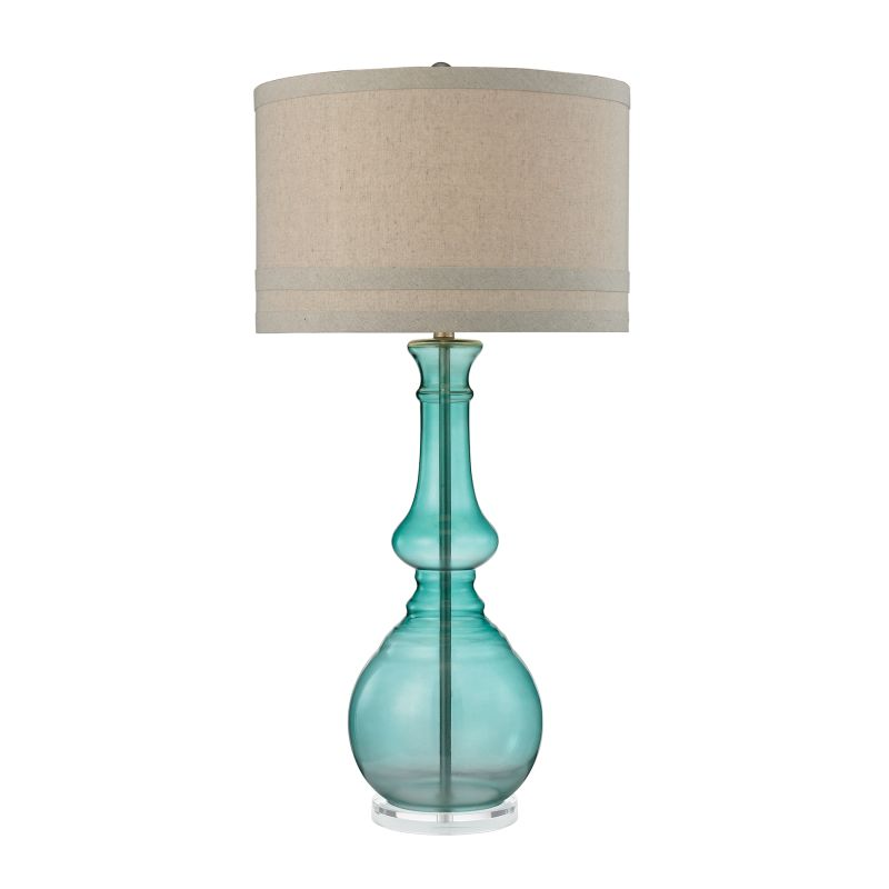 Dimond Lighting D2625 1 Light Table Lamp from the Tall Glass