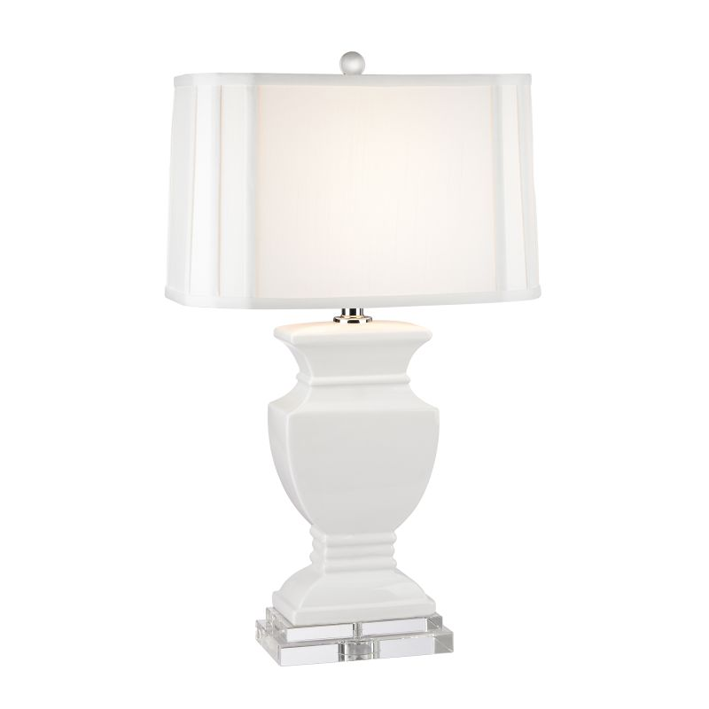 "Dimond Lighting D2634 1 Light 27"" Height Table Lamp from the Ceramic"