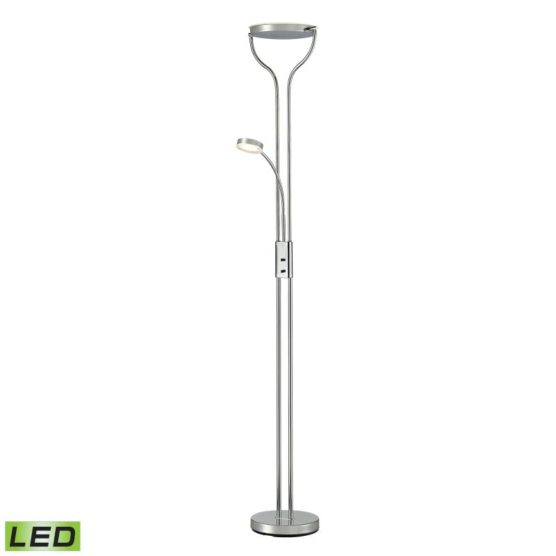 Dimond Lighting D2703 2 Light Accent Floor Lamp from the Massena