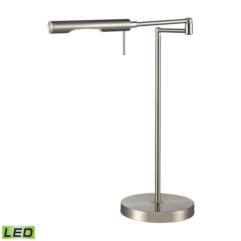 Dimond Lighting D2709 1 Light Swing Arm Desk Lamp from the Laconia Sale $130.00 ITEM: bci2585630 ID#:D2709 UPC: 748119073866 :
