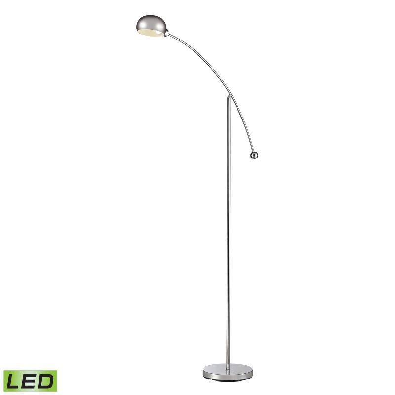 Dimond Lighting D2714 1 Light Boom Arm Table Lamp from the Louis