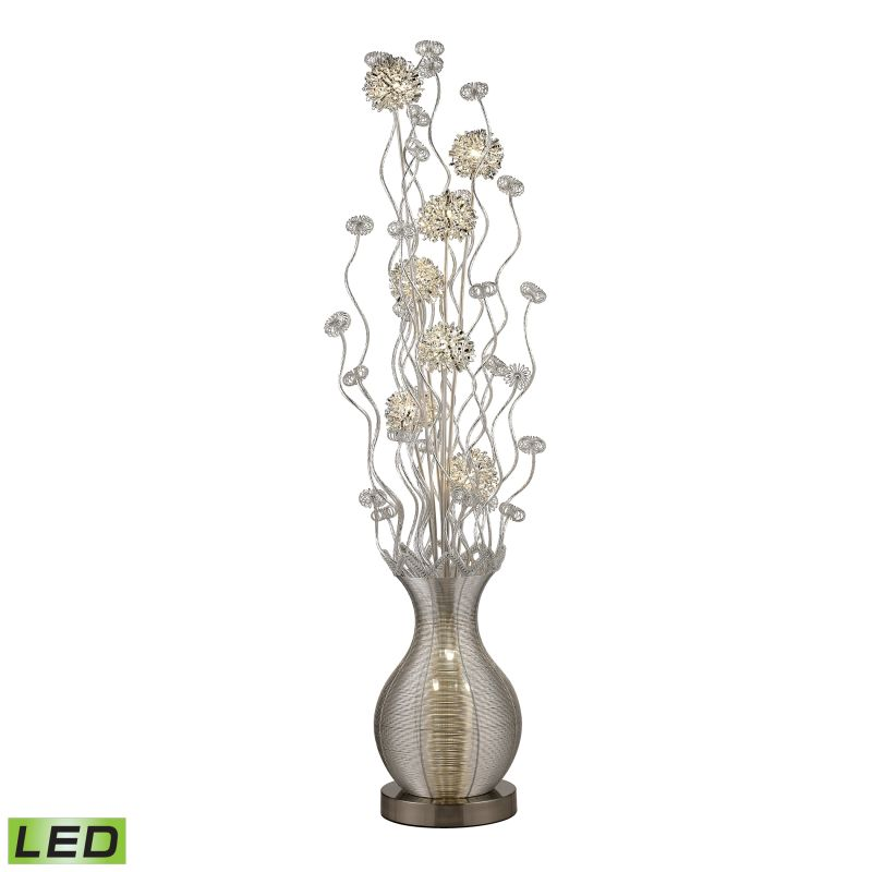 Dimond Lighting D2716 10 Light LED Accent Table Lamp from the