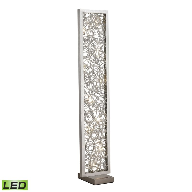 Dimond Lighting D2719 10 Light LED Accent Floor Lamp from the Basinger
