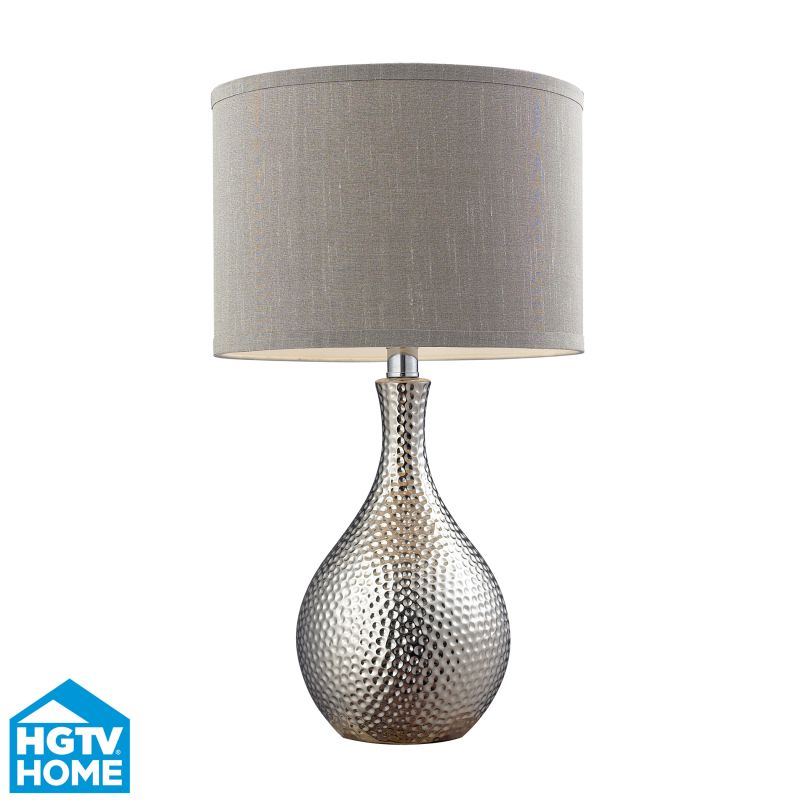 "Dimond Lighting HGTV124 1 Light 21.5"" Height Table Lamp from the HGTV"