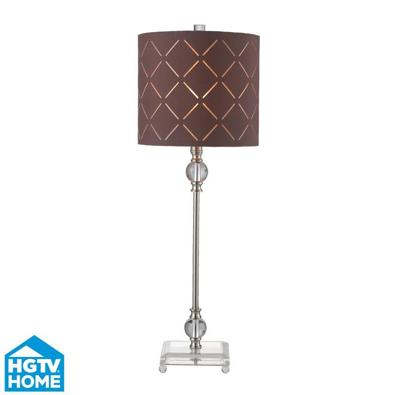 Dimond Lighting HGTV143 1 Light Table Lamp from the HGTV Alban