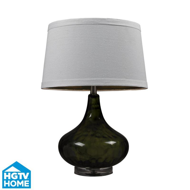 """Dimond Lighting HGTV149 1 Light 24"""" Height Table Lamp from the HGTV"""