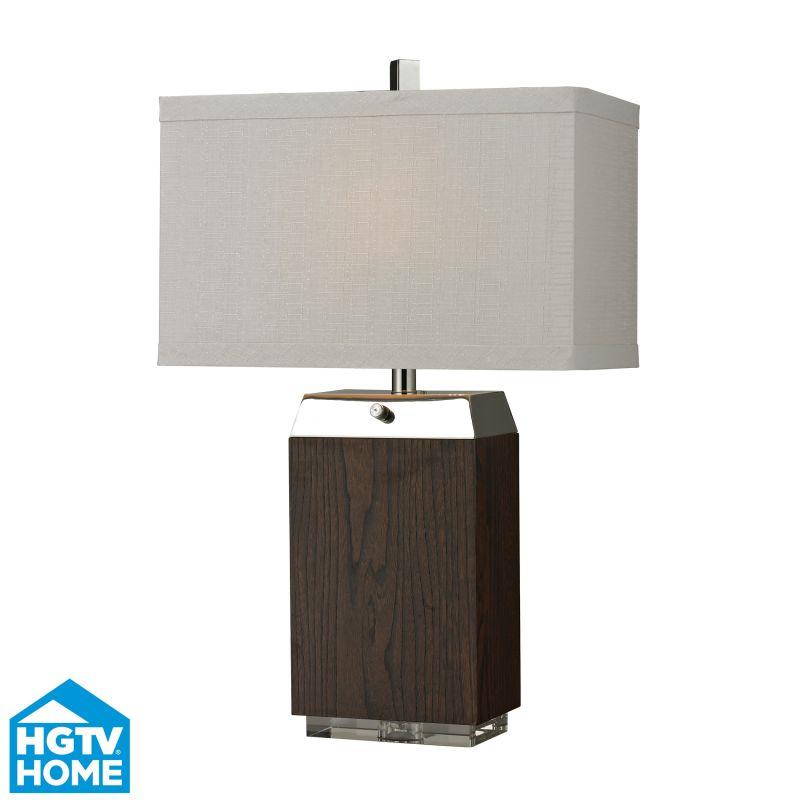 Dimond Lighting HGTV312 2 Light Table Lamp from the HGTV Hot