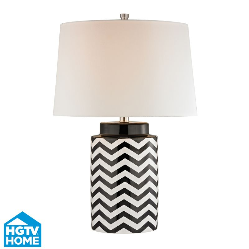 "Dimond Lighting HGTV339 1 Light Table Lamp 26"" Height from the HGTV"