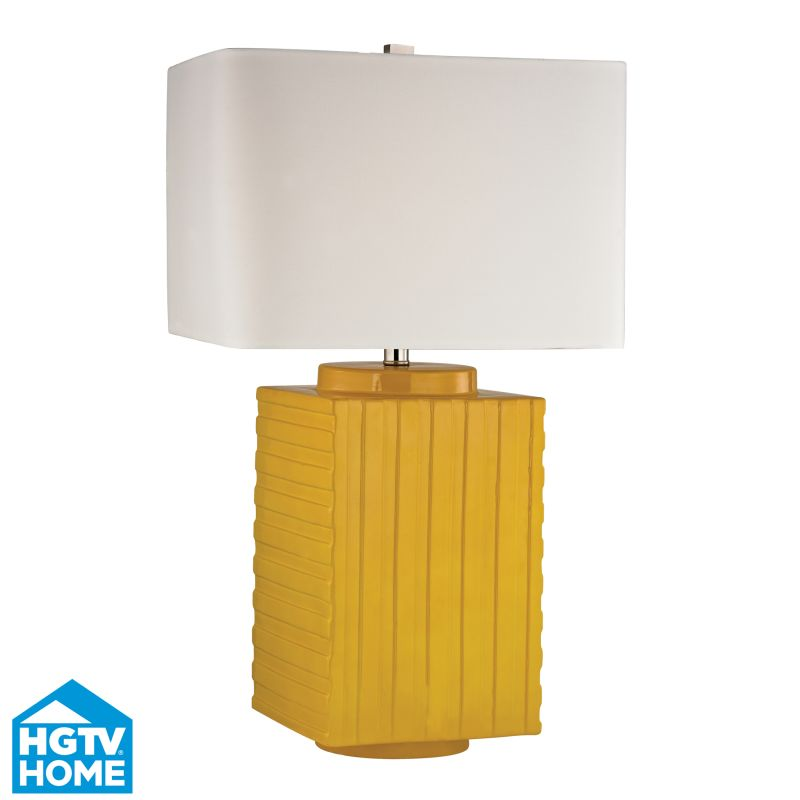 "Dimond Lighting HGTV348 1 Light 28"" Height Table Lamp from the HGTV"