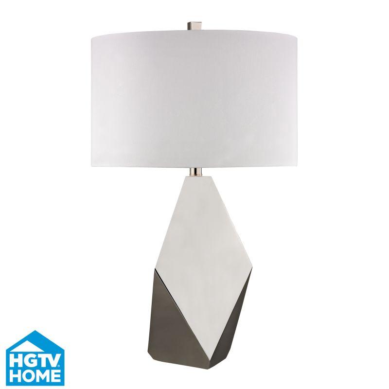 """Dimond Lighting HGTV349 1 Light 28.75"""" Height Table Lamp from the HGTV"""