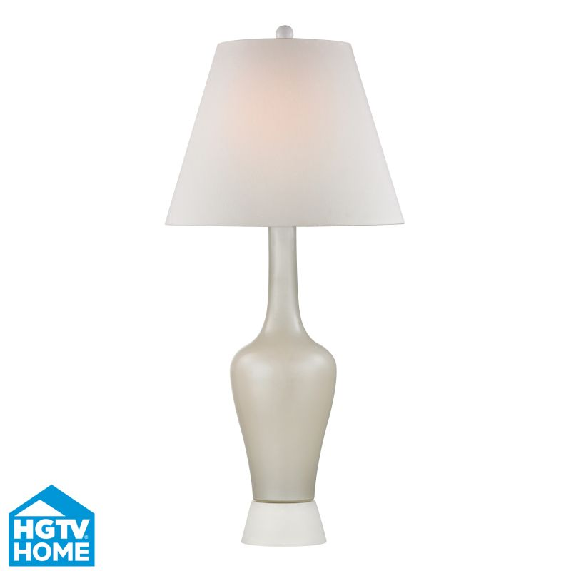 "Dimond Lighting HGTV354 1 Light Table Lamp 40"" Height from the HGTV"