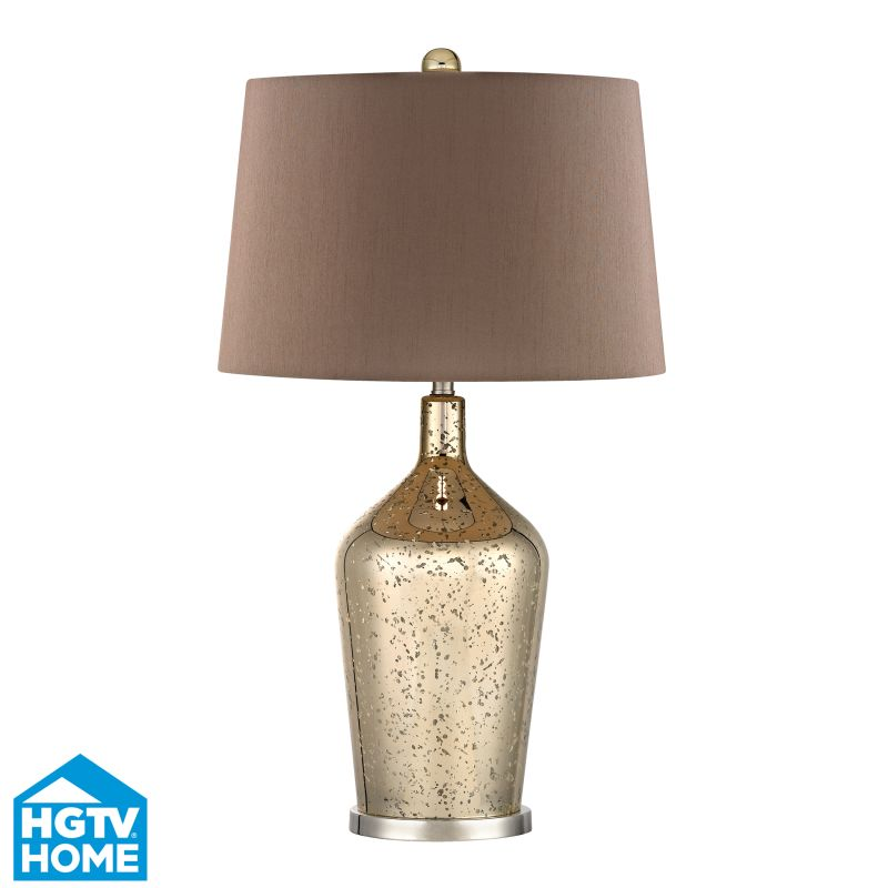 Dimond Lighting HGTV355 1 Light Table Lamp from the HGTV Hot
