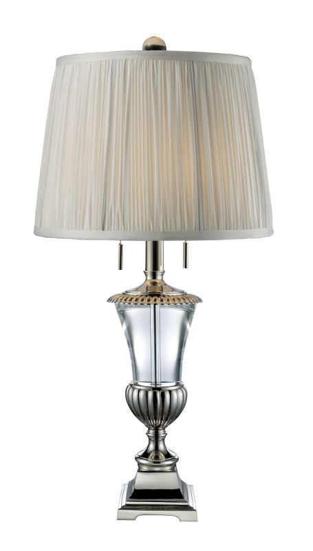 Dimond Lighting D1807 2 Light Table Lamp from the Bunting Collection