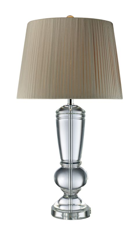 Dimond Lighting D1811 1 Light Table Lamp from the Castlebridge Sale $618.00 ITEM: bci1577517 ID#:D1811 UPC: 748119021621 :