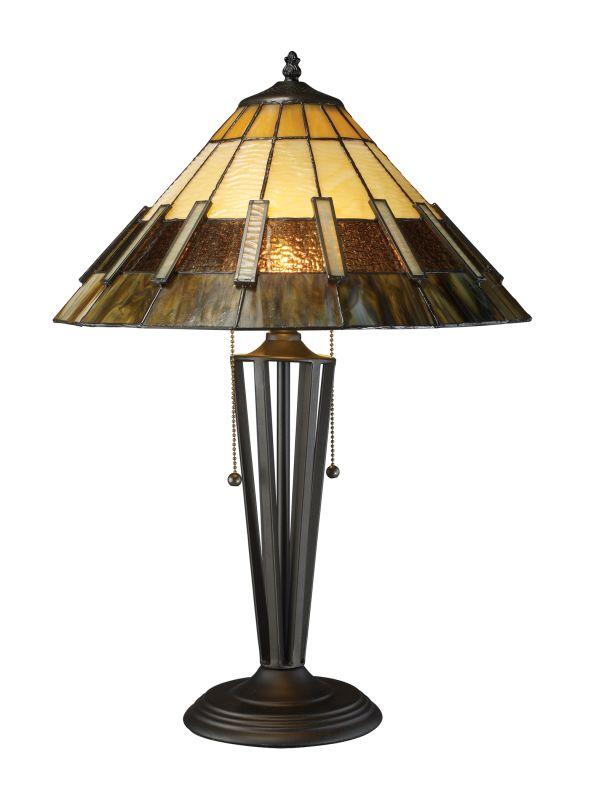 Dimond Lighting D1860 2 Light Table Lamp from the Porterdale
