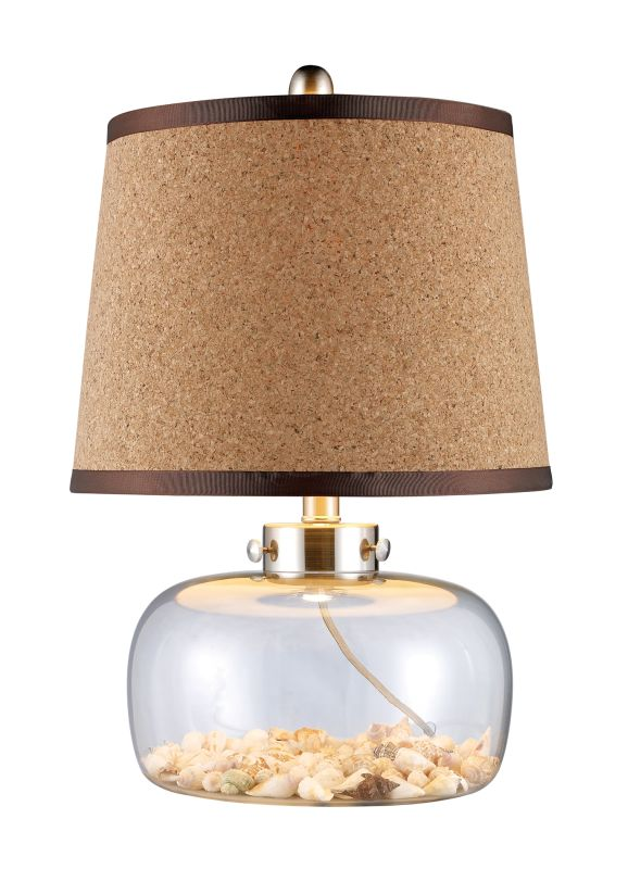 Dimond Lighting D1981 1 Light Table Lamp from the Margate Collection