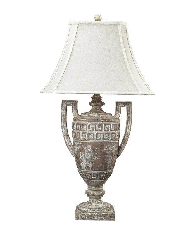 Dimond Lighting 93-9197 1 Light Table Lamp from the Greek Key Sale $270.00 ITEM: bci2280858 ID#:93-9197 UPC: 843558030538 :