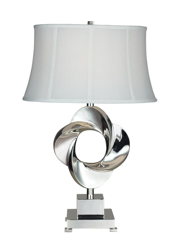 Dimond Lighting D2061 1 Light Table Lamp from the Burnham Collection