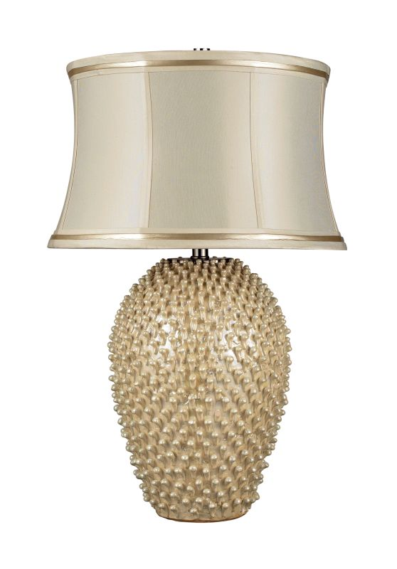 Dimond Lighting D2112 1 Light Table Lamp from the Pineville Collection