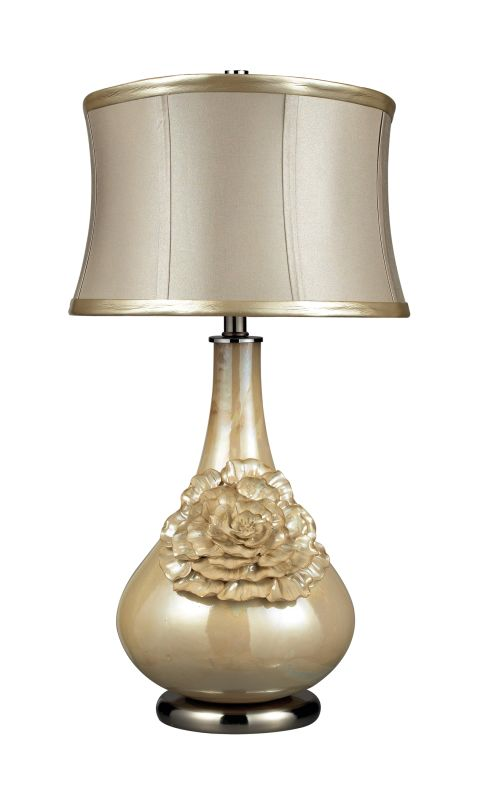 Dimond Lighting D2115 1 Light Table Lamp from the Eleanor Collection