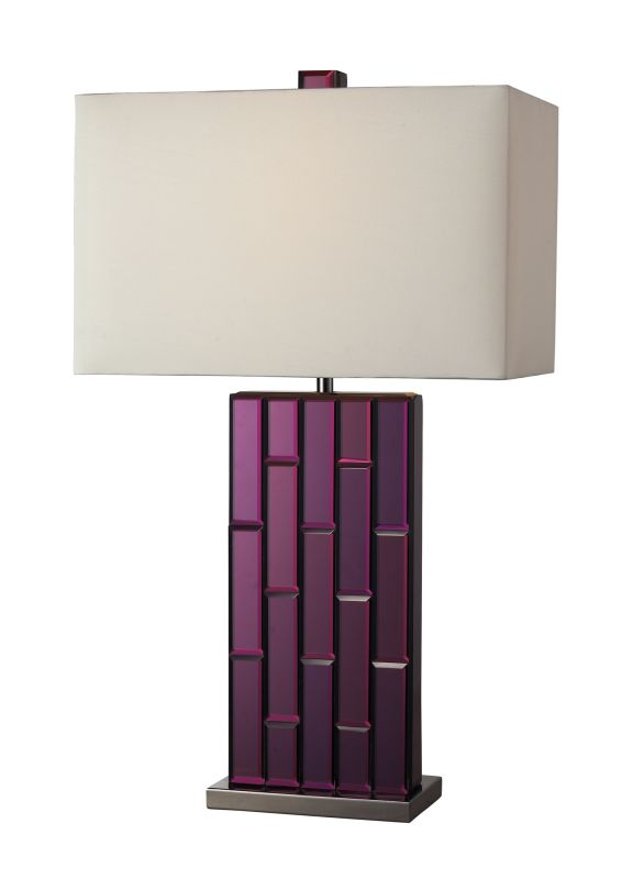 Dimond Lighting D2162 1 Light Table Lamp from the Avalon Collection