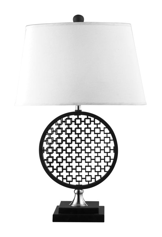 Dimond Lighting D2212 1 Light Table Lamp from the Prospect Collection