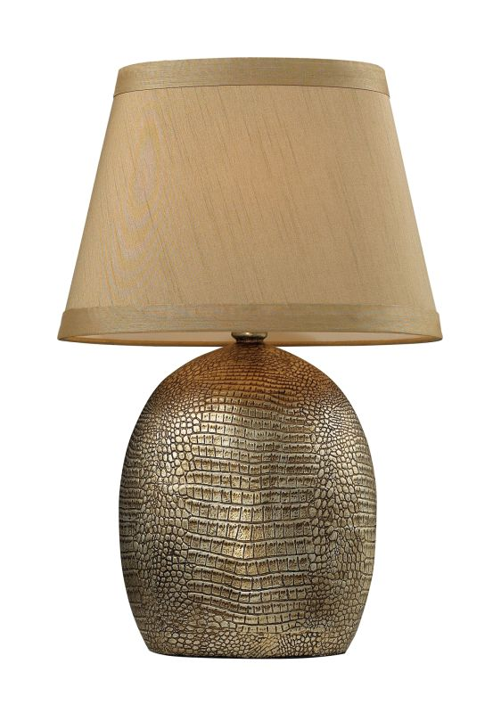 "Dimond Lighting D2222 1 Light 21"" Height Table Lamp from the Gilead"