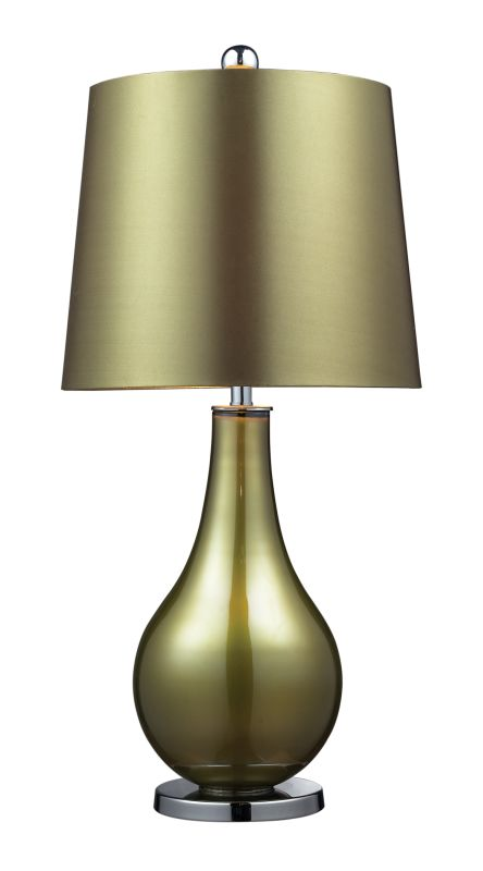 "Dimond Lighting D2225 1 Light 33"" Height Table Lamp from the Dayton"