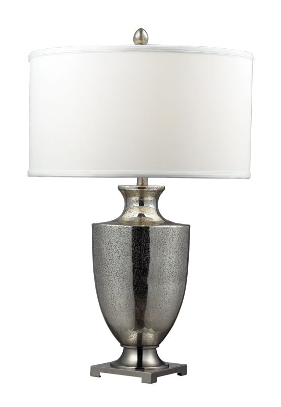 Dimond Lighting D2248W 1 Light Table Lamp from the Langham Collection Sale $290.00 ITEM: bci1860930 ID#:D2248W UPC: 748119032184 :