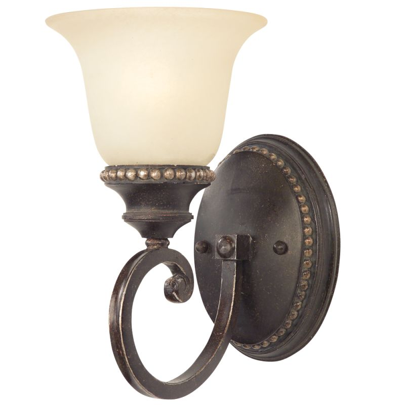 Dolan Designs 1756-148 Up Lighting Wall Sconce from the Hastings