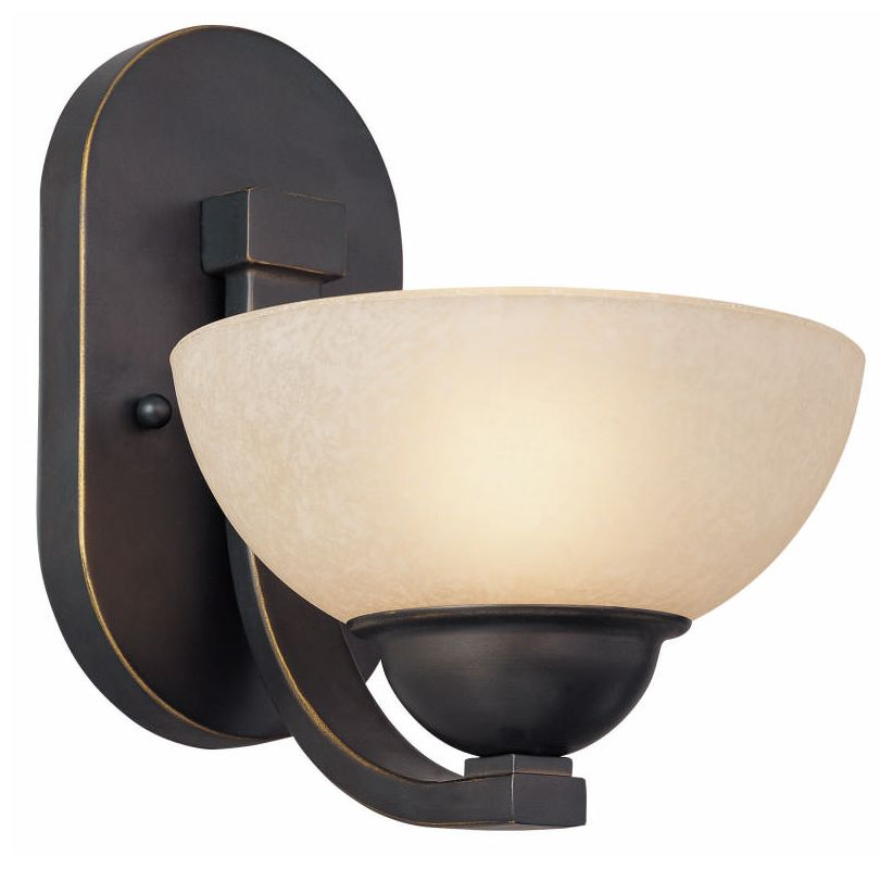 Dolan Designs 209 Fireside 1 Light Wall Sconce Bolivian Indoor