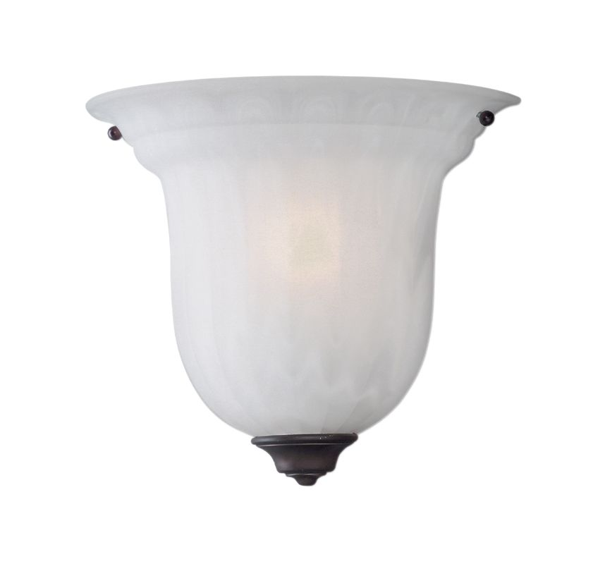 Dolan Designs 227 Alabaster Stone / Glass Wall Washer Sconce Royal Sale $93.00 ITEM: bci252193 ID#:227-30 UPC: 765641227307 :