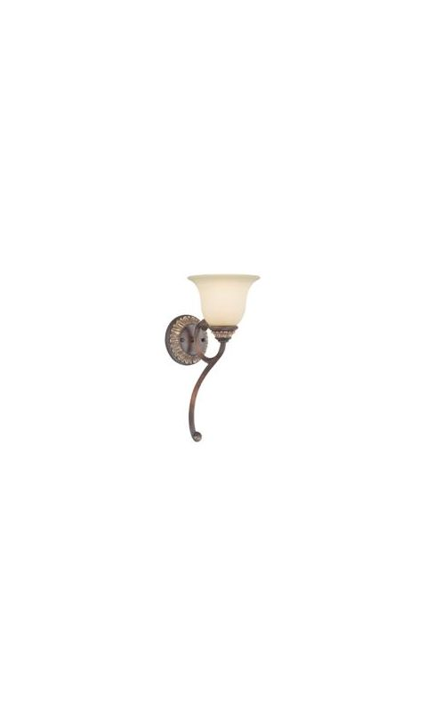 Dolan Designs 2646 One Light Indoor Wall Sconce from the Bonita
