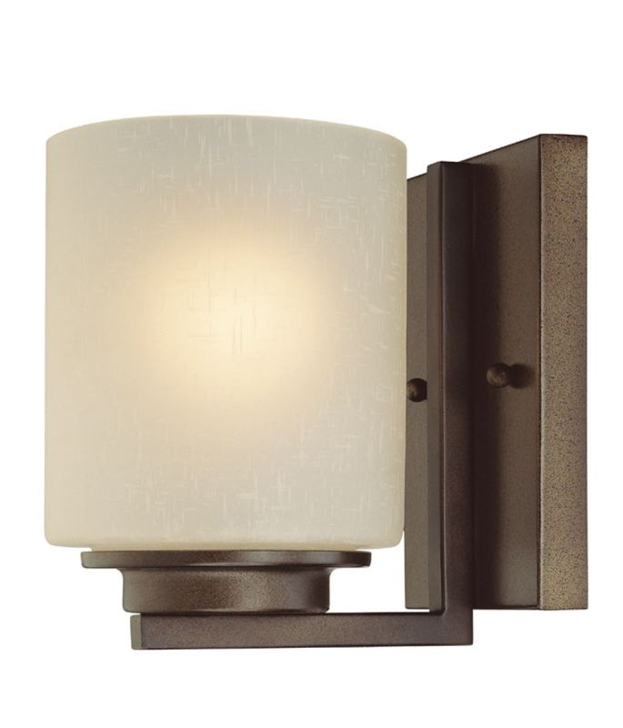 Dolan Designs 2886 Single Light Wall Sconce from the Multnomah