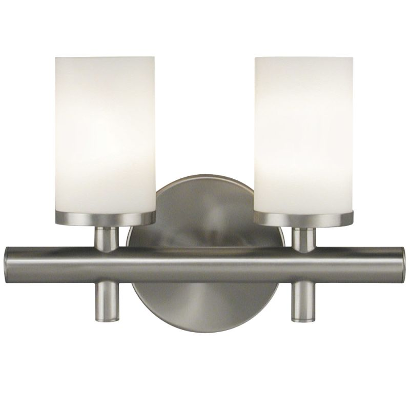 Dolan Designs 432 2 Light Ambient Light Bathroom Fixture from the Alto