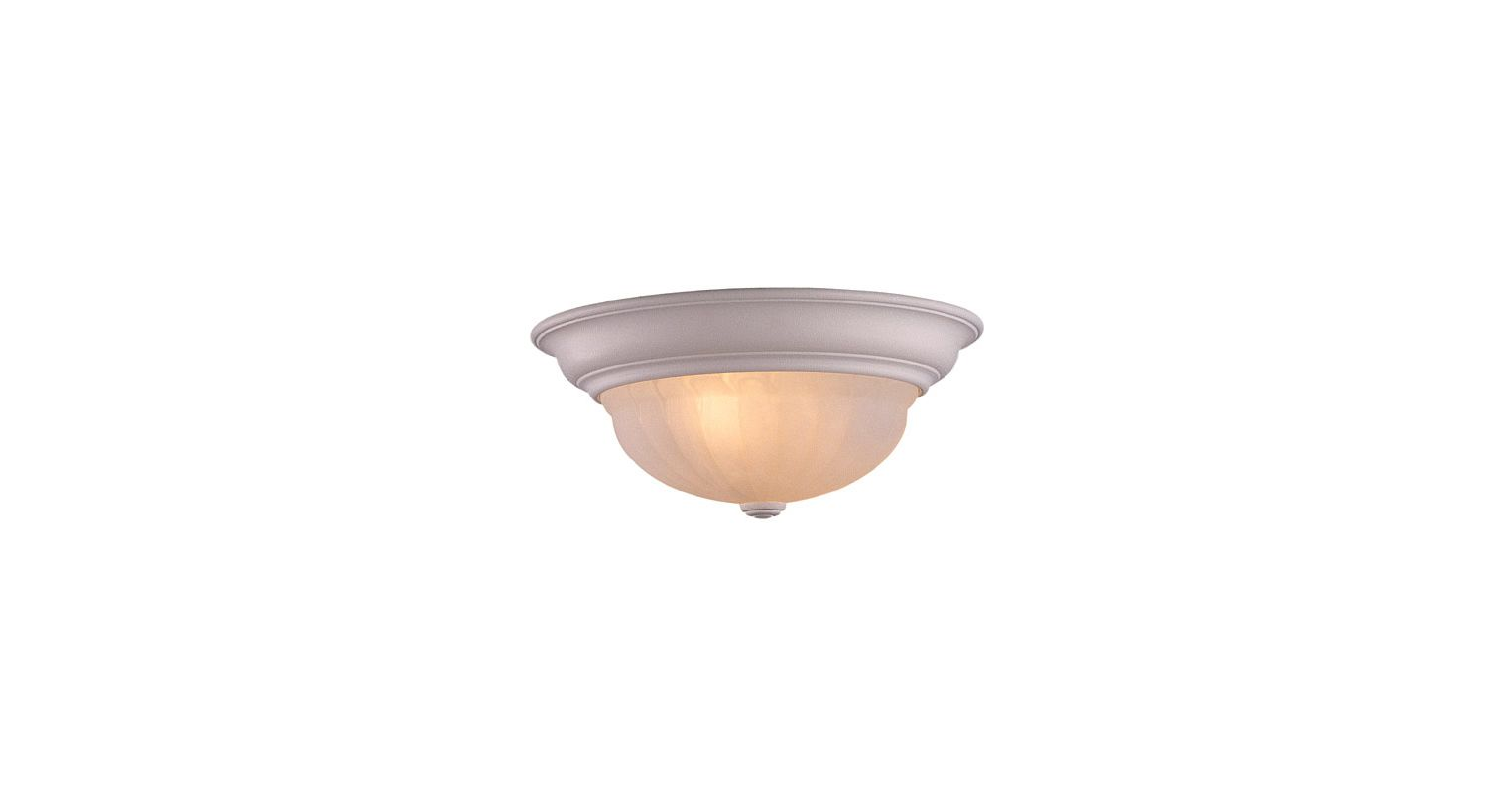 Dolan Designs 522 Alabaster Stone / Glass Flushmount Ceiling Fixture Sale $51.00 ITEM: bci86228 ID#:522-32 UPC: 765641522327 :