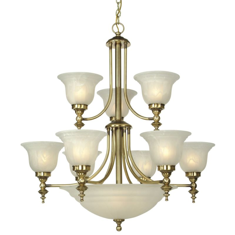 Dolan Designs 664 14 Light Up / Down Lighting Chandelier from the Sale $725.00 ITEM: bci270144 ID#:664-18 UPC: 765641664188 :