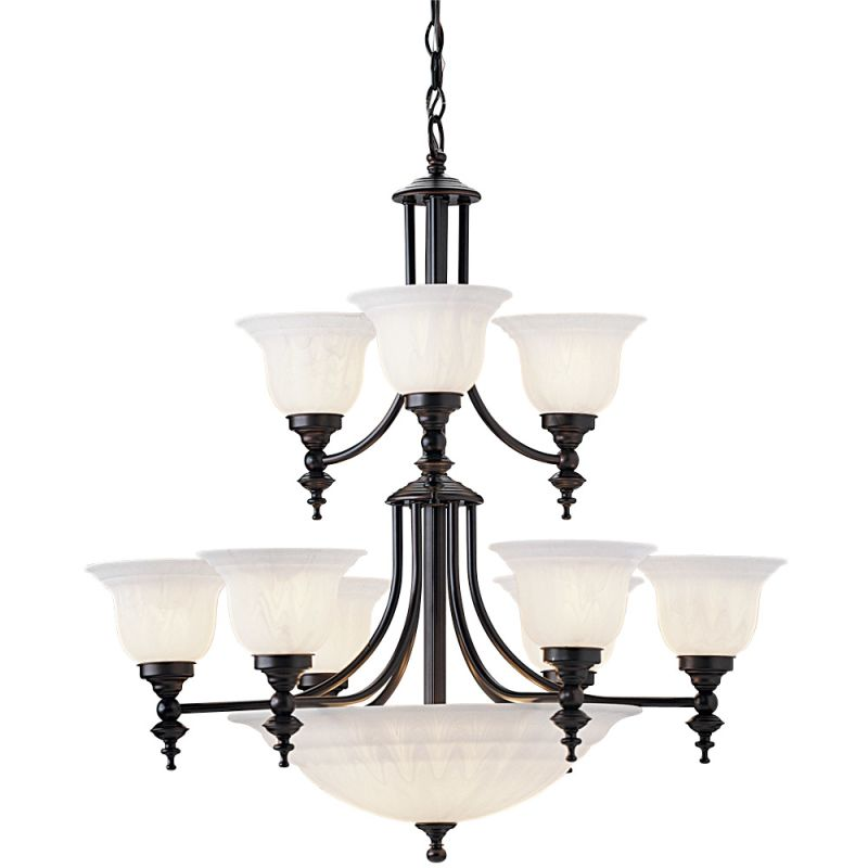 Dolan Designs 664 14 Light Up / Down Lighting Chandelier from the Sale $483.00 ITEM: bci270146 ID#:664-30 UPC: 765641664300 :