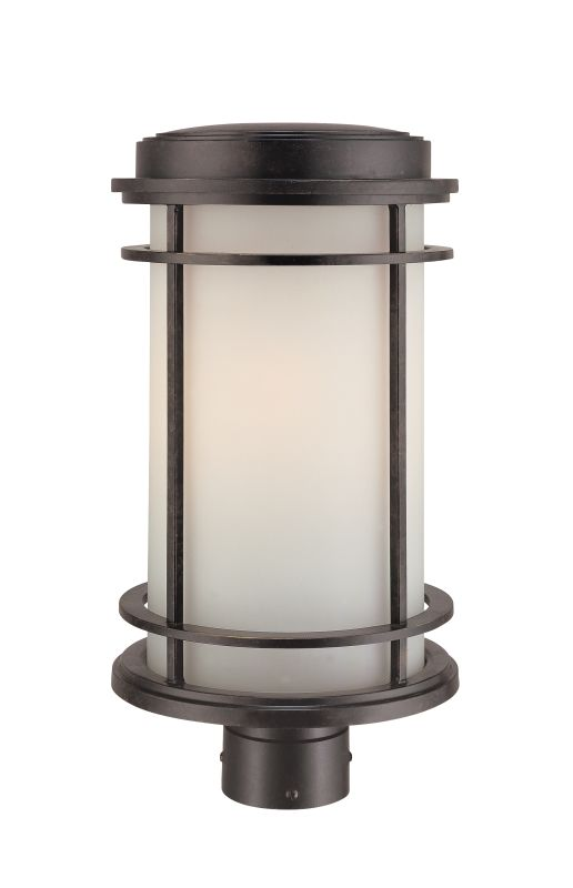 Dolan Designs 9104 One Light Post Light from the La Mirage Collection