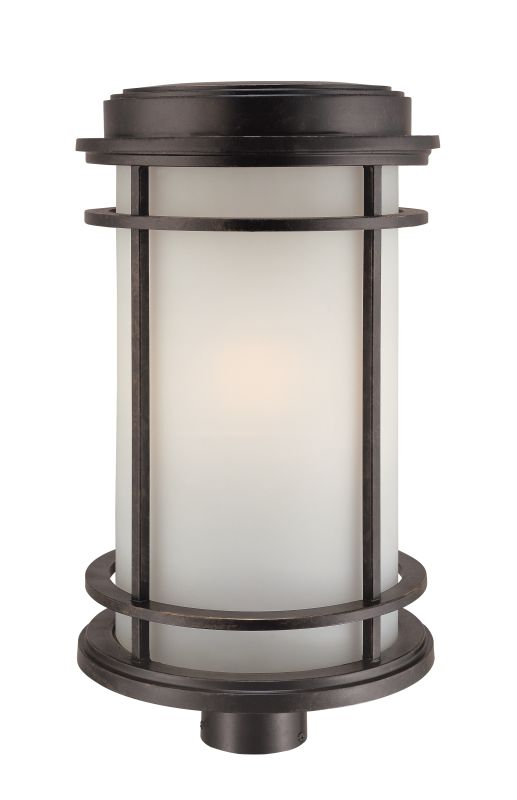 Dolan Designs 9108 One Light Post Light from the La Mirage Collections Sale $267.00 ITEM: bci531357 ID#:9108-68 UPC: 765641010657 :