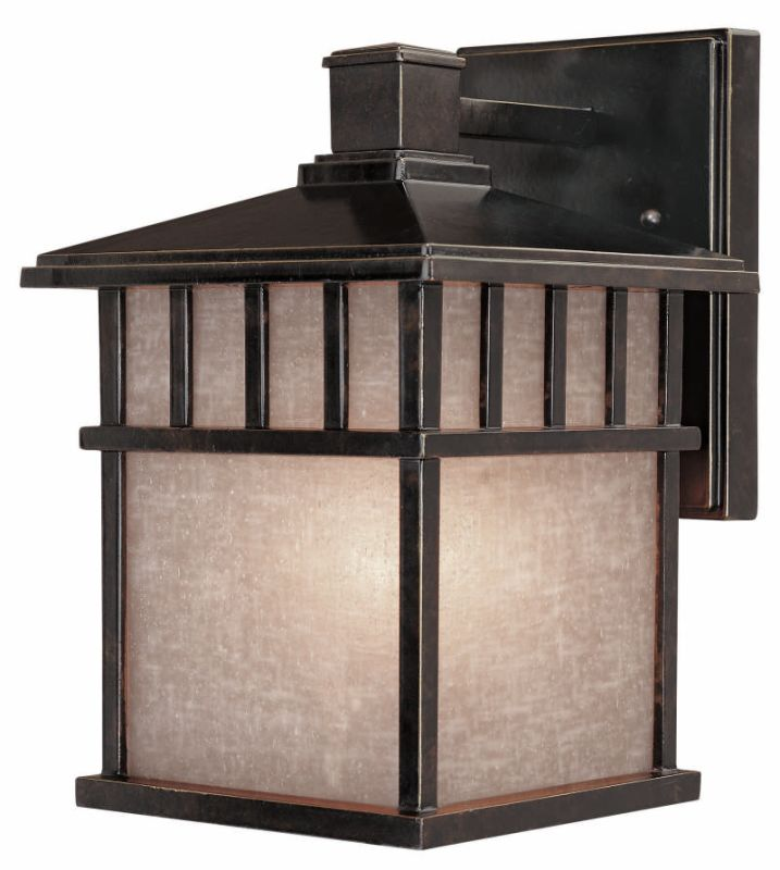 Dolan Designs 9110 Craftsman / Mission Single Light Small Outdoor Wall