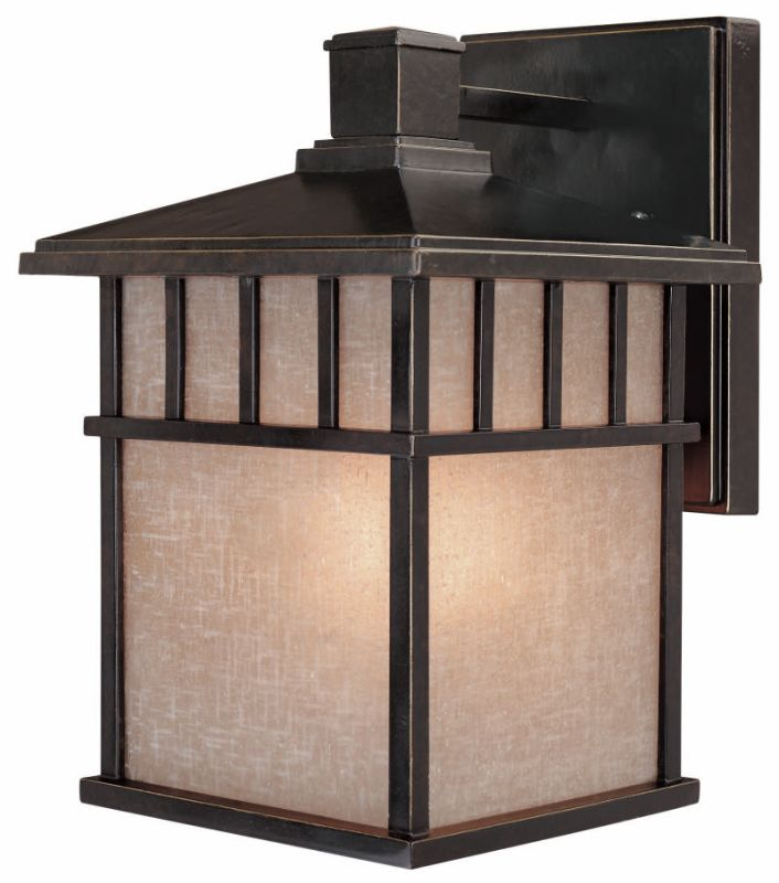Dolan Designs 9115 Craftsman / Mission 1 Light Outdoor Wall Sconce