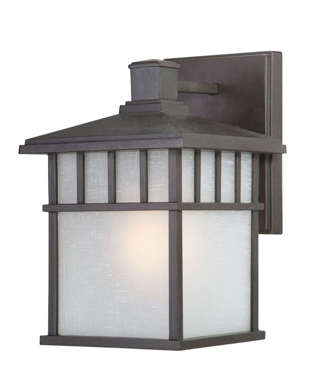 Dolan Designs 9117 Craftsman / Mission Single Light Large Outdoor Wall